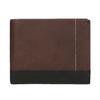 Men's leather wallet bata, brown , 944-8149 - 26
