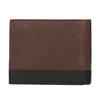 Men's leather wallet bata, brown , 944-8149 - 16