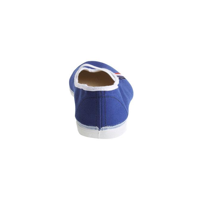 Kids' gym shoes bata, blue , 479-9100 - 17
