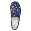 Children's slippers bata, blue , 379-9012 - 17
