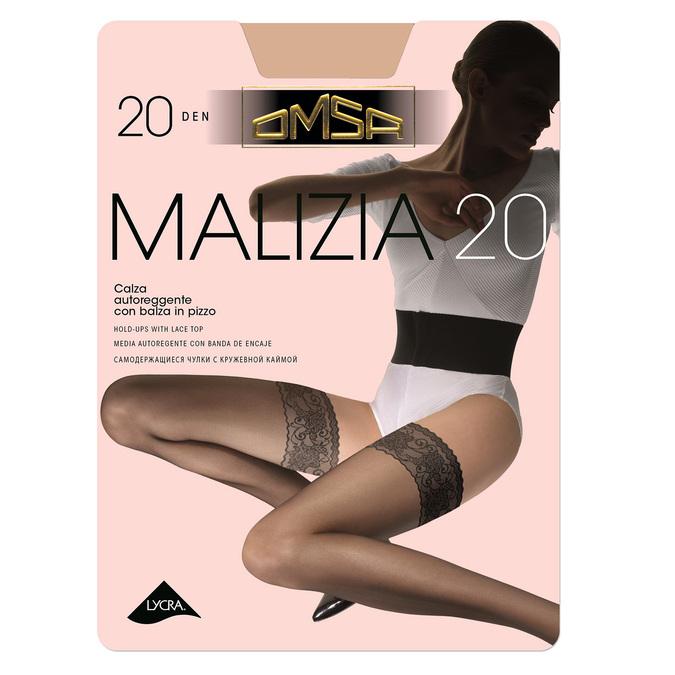 Ladies' thigh-high stockings omsa, beige , 919-8403 - 13