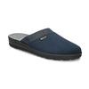 Men's slippers bata, blue , 879-9600 - 13