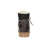 Ladies' leather winter boots weinbrenner, brown , 594-4491 - 17