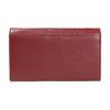 Ladies' leather purse bata, red , 944-5357 - 19