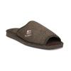 Men's slippers bata, brown , 879-4606 - 13
