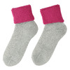 Ladies' thermal socks matex, pink , 919-5382 - 26