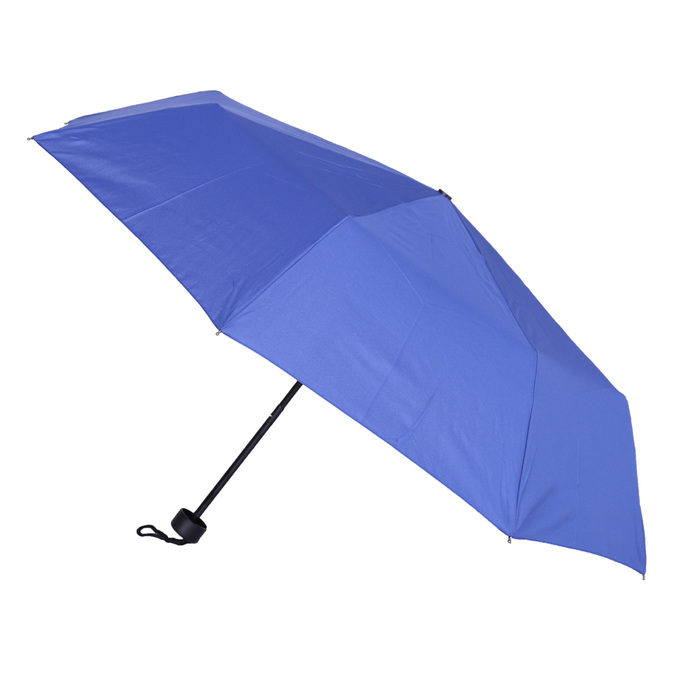 Blue telescopic umbrella bata, blue , 909-9600 - 13