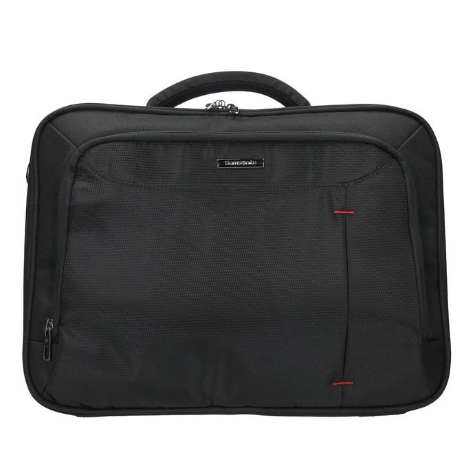 Laptop bag, black , 969-2393 - 19