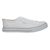 Ladies' casual sneakers north-star, white , 589-1443 - 15