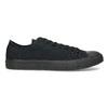Men's black sneakers converse, black , 889-6279 - 19