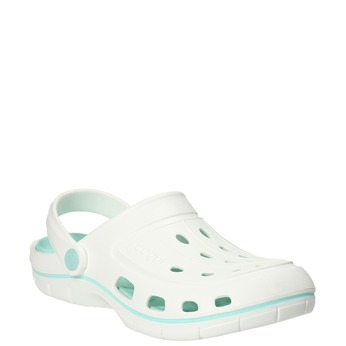 Ladies' white sandals coqui, white , 572-1606 - 13