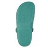 Ladies' turquoise sandals coqui, blue , turquoise, 572-9606 - 19