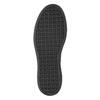 Ladies' Slip-on shoes bata, black , 516-6613 - 19
