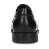 Men's Leather Derby Shoes fluchos, black , 824-6440 - 15