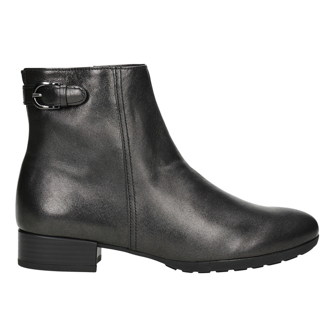 Leather Ankle Boots gabor, 616-4008 - 26