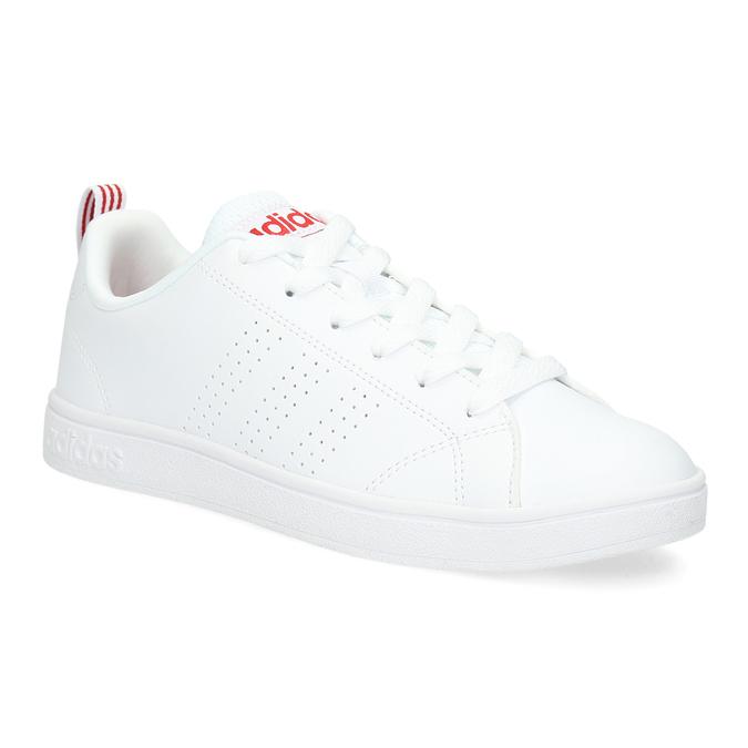 Ladies' White Sneakers adidas, white , 501-5500 - 13