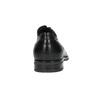 Men's Derby shoes bata, black , 824-6618 - 17