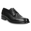 Men's Derby shoes bata, black , 824-6618 - 13