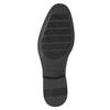 Men's Derby shoes bata, black , 824-6618 - 19
