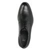 Men's Derby shoes bata, black , 824-6618 - 26