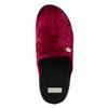 Ladies' Slippers bata, red , 579-5620 - 26