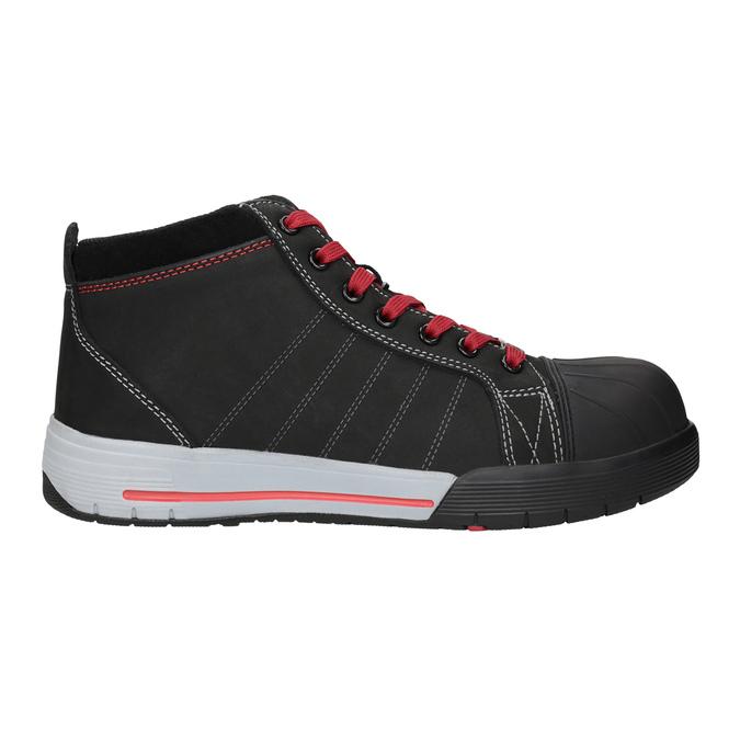 Men's Bickz 733 ESD work shoes bata-industrials, black , 846-6802 - 26