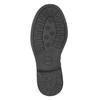 Girls' High Boots with Studs mini-b, black , 291-6398 - 17