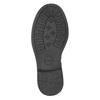 Girls' Zipper High Boots mini-b, black , 291-6396 - 17