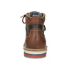 Men's Winter Ankle Boots bata, brown , 896-3677 - 15