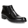 Men's insulated ankle boots conhpol, black , 894-6698 - 13