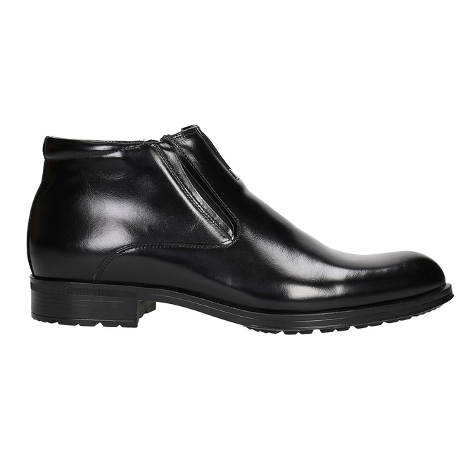 Men's insulated ankle boots conhpol, black , 894-6698 - 26