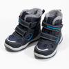 Children's Winter Boots with Fleece bubblegummer, blue , 199-9602 - 16
