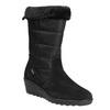 Ladies' Winter Boots comfit, black , 696-6624 - 13