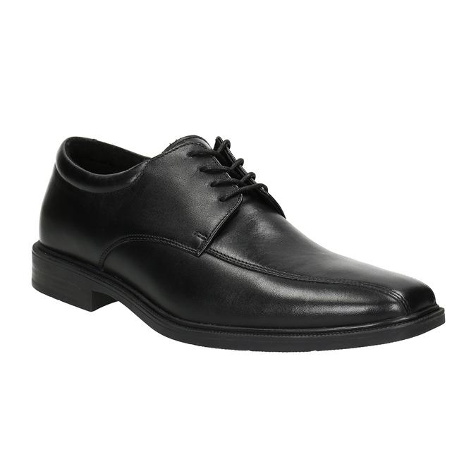 Men's Leather Shoes climatec, black , 824-6986 - 13