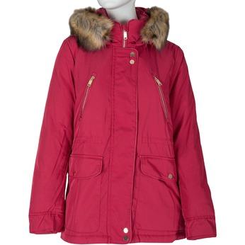 Ladies' Red Hooded Jacket bata, red , 979-5177 - 13