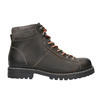 Men's Winter Leather Ankle Boots bata, gray , 896-2660 - 15