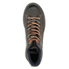 Men's Winter Leather Ankle Boots bata, gray , 896-2660 - 26