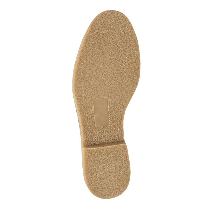 Ladies' Winter Boots with Fleece bata, brown , 593-4607 - 17