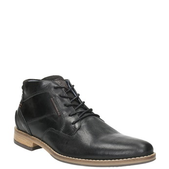 Men's ankle boots bata, black , 826-6926 - 13