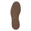 Men's Winter Ankle Boots bata, brown , 896-3677 - 18
